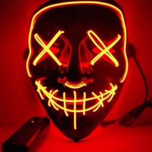 Red Led Purge Mask