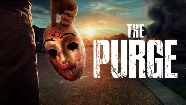 god mask wallpaper from the purge movie