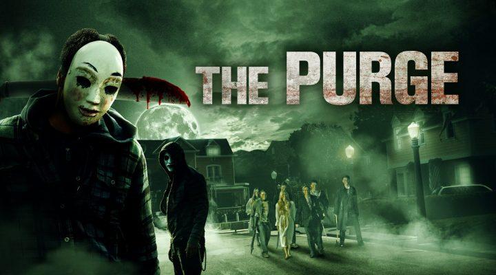 god purge mask green wallpaper