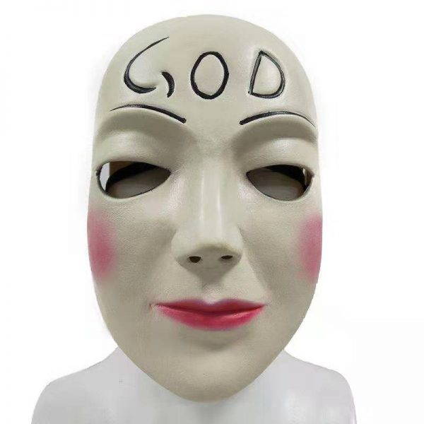 god mask from purge