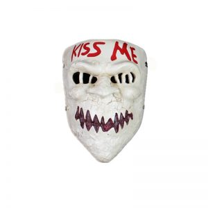 Purge Mask Kiss Me Outfit