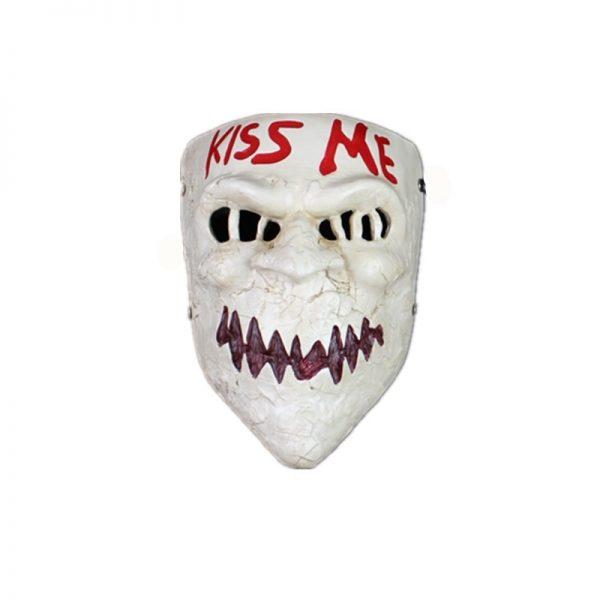 Purge Mask Kiss Me Outfit