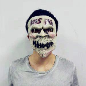 Kiss Me Purge Mask Movie