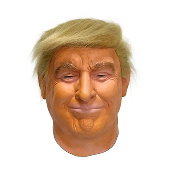 Purge Election Year Donald Trump Halloween Realistic Face Mask
