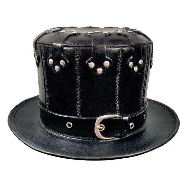 black plague doctor hat