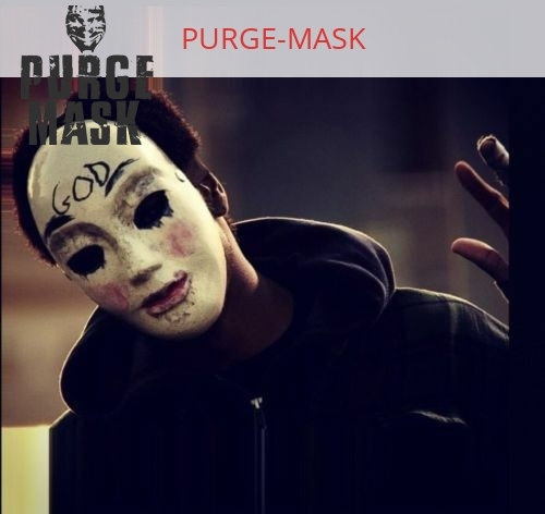 God Mask From Purge killer horror anarchy