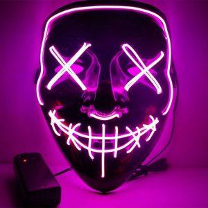 Led Purge Mask Pink