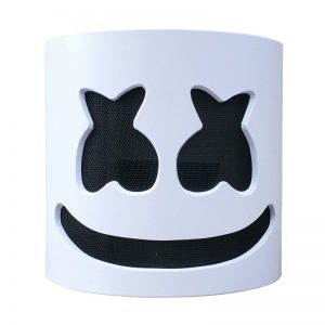 Marshmello White Mask