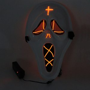 Purge Mask Led Light Ghost