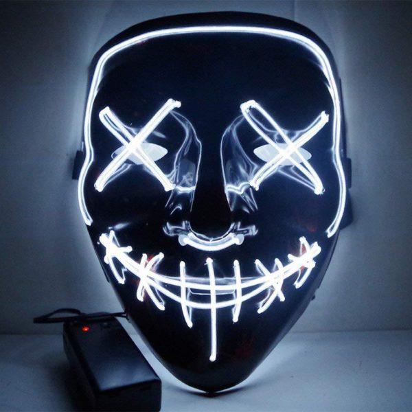 Purge Mask Led White