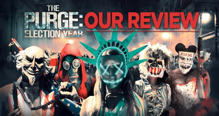 The Purge 3 Election Year Movie Review