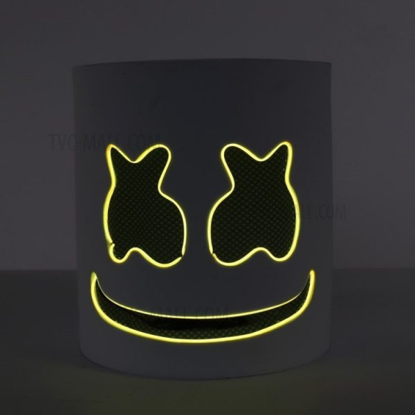Marshmello Mask For Sale A Yellow Collector's Item