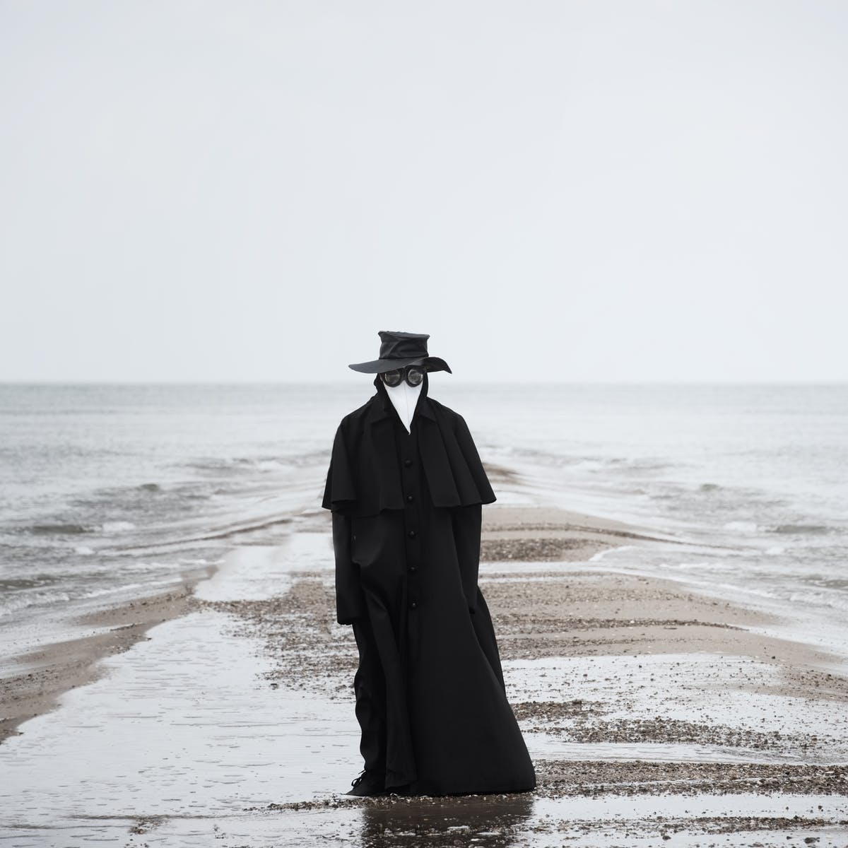 black death costume