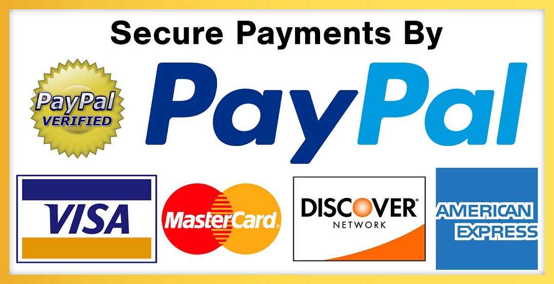 credit card logos secure payments