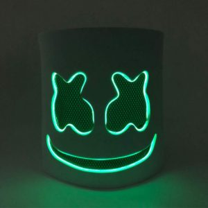 Marshmello Mask Led
