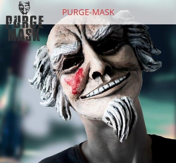 purge 3 uncle sam mask