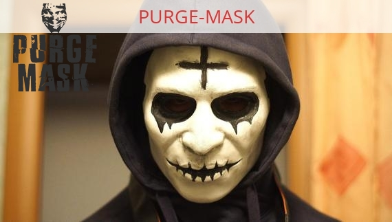 purge anarchy cross mask