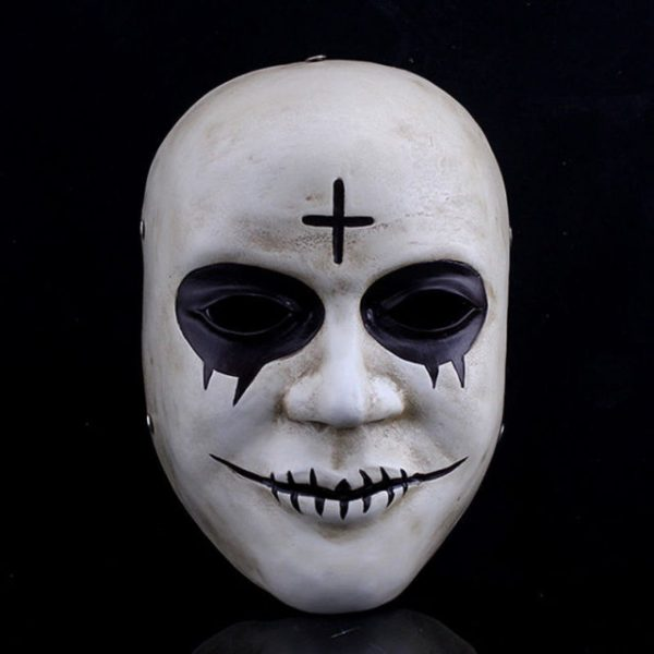 purge cross mask