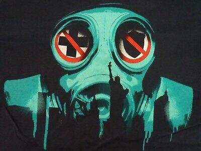 purge gas mask wallpaper