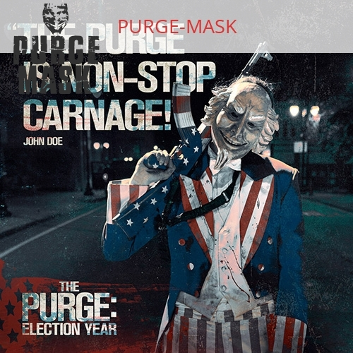 the purge election year background