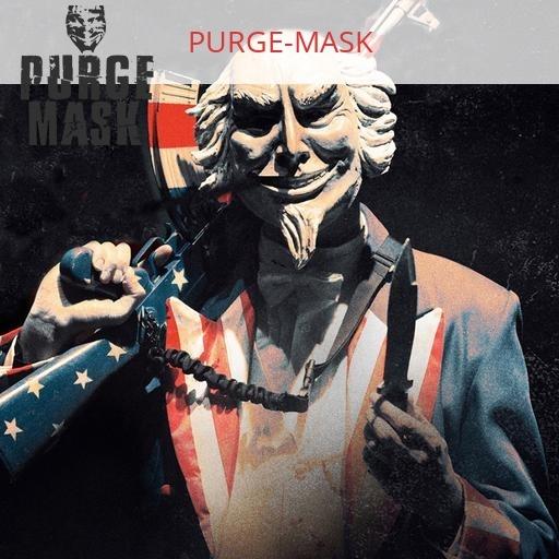 uncle sam mask wallpaper